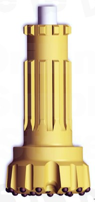 Drill Bit DHD340  DTH-RH450-4in Convex face (121mm 43/4inch)