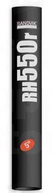 Piston Case with Retainer RingDTH-RH550g-5in
