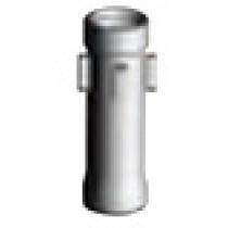 Adaptor Tube 4.5in Metzke RE545