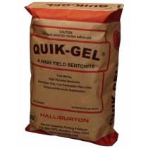 Baroid Quik-Gel  Bentonite (50 lbs bag)