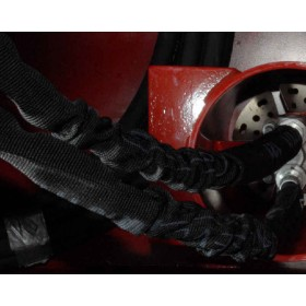 Safety Covers for the hoses, Kit