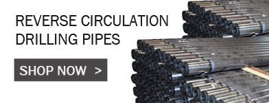 Drilling Supply RC Pipes