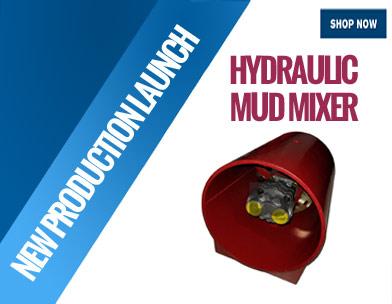 Hydraulic Mud Mixer