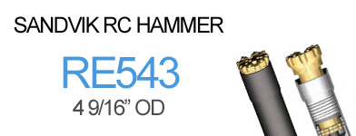 Drilling Supply RC Hammers